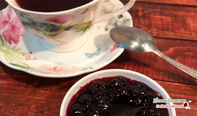 Варенье из голубики: на зиму, рецепт, чтобы было как свежее