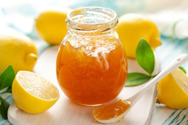Лимонный джем: польза, рецепты приготовления с фото