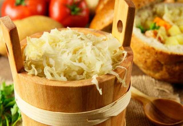 Квашеная капуста в банке без уксуса: рецепт быстрого приготовления