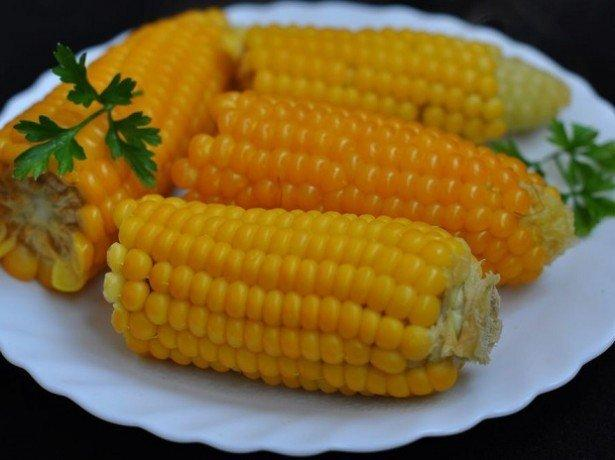 Кукурузные сорта: Ладожский, Спирит, Краснодарский, Мегатон, Добрыня