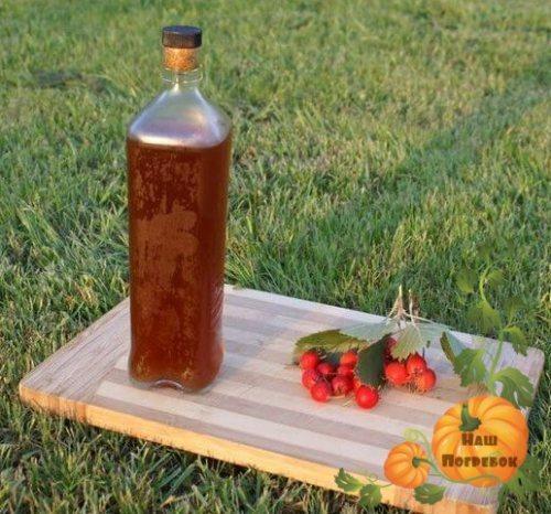 Настойка на боярышнике на самогоне: польза и вред, вкусные рецепты