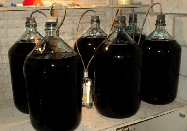 Домашнее вино не бродит: причины, что делать
