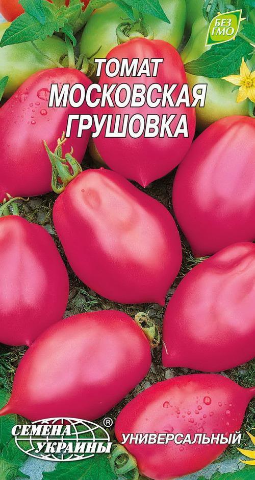 Томат Грушовка: характеристика и описание сорта