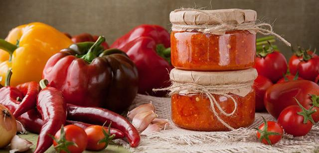 Аджика сладкая: вкусные рецепты на зиму