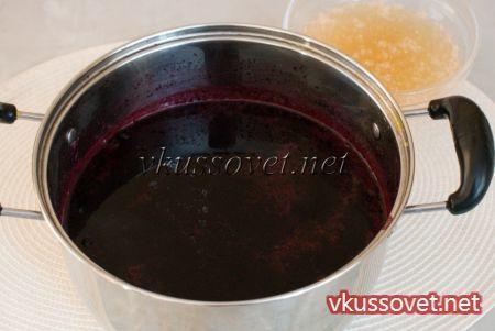 Желе из черники на зиму: простые рецепты приготовления в домашних условиях, фото, видео