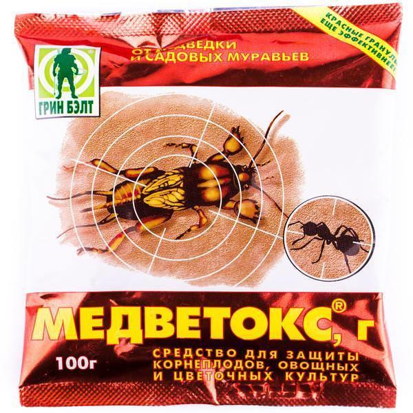 Защита картофеля от проволочника во время посадки