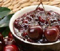 Варенье из черешни: рецепты с апельсином, грецким орехом, какао, пятиминутка, с хвостиком, польза, калорийность